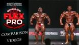 FLEX PRO COMPARISON VIDEOS! thumbnail