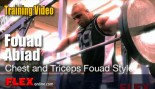 Fouad Abiad Chest and Tricep Workout thumbnail