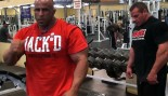 Fouad Abiad Back Workout 10 Days from 2013 Toronto Pro thumbnail