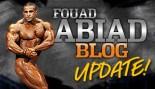 Fouad Abiad Blog Update: The Final Week thumbnail