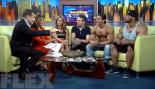 Juan Morel, Sadik Hadzovic & Juliana Malacarne on Good Day New York thumbnail