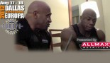 Toney Freeman Interview Before '12 Europa Dallas thumbnail