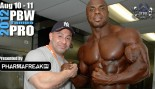 Finals Interview with Toney Freeman after the 2012 PBW thumbnail