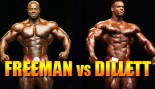 OLYMPIA CLASH OF THE TITANS: FREEMAN VS DILLET thumbnail