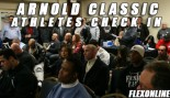 ATHLETES MEET AT THE ARNOLD thumbnail