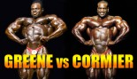 OLYMPIA CLASH OF THE TITANS: GREENE VS. CORMIER thumbnail