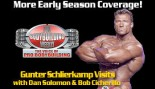 PBW: GUNTER SCHLIERKAMP RETURNS! thumbnail