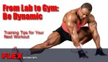 From Lab to Gym: Be Dynamic thumbnail