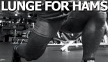 LUNGE FOR HAMS thumbnail