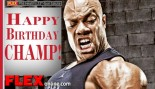 Happy Birthday Mr Olympia Phil Heath thumbnail