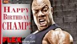 Happy Birthday Mr Olympia Phil Heath thumbnail