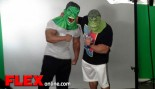 Heath and Rhoden Visit Marvel Comics thumbnail