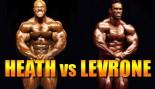 OLYMPIA CLASH OF THE TITANS: HEATH VS LEVRONE thumbnail