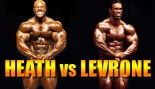 OLYMPIA CLASH OF THE TITANS: HEATH VS LEVRONE thumbnail