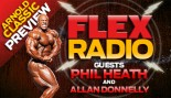 FLEX RADIO: Arnold Classic Preview with The Gift thumbnail