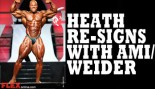 Mr. Olympia 2011 Re-Signs With AMI's Weider Publications thumbnail