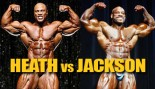 OLYMPIA DREAM MATCHUP: HEATH VS JACKSON thumbnail