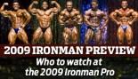 2009 IRONMAN PREVIEW thumbnail