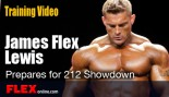 Flex Lewis 16 Weeks Out from 2012 Sheru Classic thumbnail