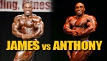 OLYMPIA DREAM MATCHUP: JAMES VS ANTHONY thumbnail