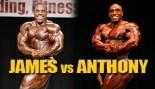 OLYMPIA DREAM MATCHUP: JAMES VS ANTHONY thumbnail
