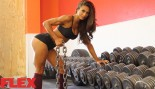 Behind-the-Scenes at a Steamy FLEX Shoot with Janet Layug thumbnail