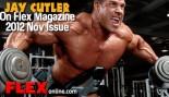 November 2012 Flex Magazine Issue Sneak Peek thumbnail