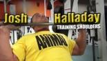 Universal Nutrition: Josh Halladay  thumbnail