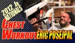 Eric Posejpal Trains for the 2012 NPC Jr Nationals thumbnail