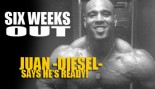 Juan Morel Says He's Ready 6 Weeks Out from New York Pro thumbnail