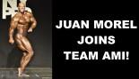 Juan Diesel Morel Joins Team AMI thumbnail