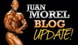 """I've got my focus on the New York Pro,"" says Juan Morel thumbnail"