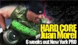 Juan Morel 6 weeks out of the New York Pro thumbnail