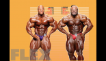 Virtual Posedown: Phil Heath vs. Kai Greene thumbnail