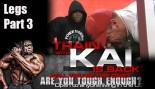 Train Legs with Kai Greene Part 3 thumbnail