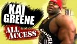 VIDEO: KAI GREENE ALL ACCESS thumbnail