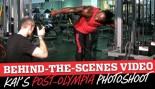 INSIDE LOOK AT KAI'S FLEX PHOTO SHOOT! thumbnail