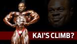 2009 OLYMPIA: KAI'S CLIMB? thumbnail