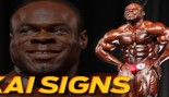 KAI SIGNS WITH WEIDER! thumbnail