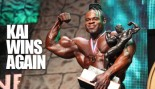 2010 ARNOLD CLASSIC MEN'S FINALS REPORT thumbnail