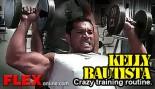Kelly Bautista training shoulders thumbnail