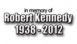 Robert Kennedy Succumbs to Cancer 1938-2012 thumbnail