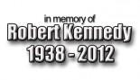 Robert Kennedy Succumbs to Cancer 1938-2012 thumbnail