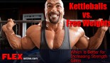 On Trial: Kettleballs vs. Free Weights thumbnail