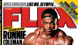 April 2013 Flex Magazine Issue Sneak Peek thumbnail