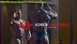 Backstage at the 2015 IFBB Korea Grand Prix thumbnail