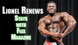 Lionel Beyeke Renews Exclusive Contract with Weider/AMI thumbnail