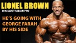 Add Lionel Brown to the 2012 Australian Pro Competitor's List! thumbnail