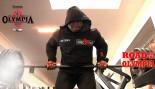 Lionel Beyeke Back Workout Video thumbnail