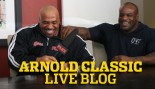 2010 ARNOLD CLASSIC PREJUDGING PLAY-BY-PLAY! thumbnail
